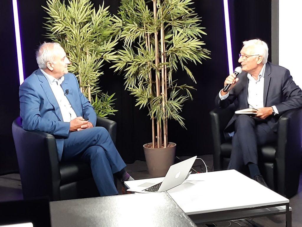 """François Rochet, Associé de DIAGMA sur le plateau vidéo de Supply Chain Village, expose sa vision de la """"mécanisation raisonnée"""""""